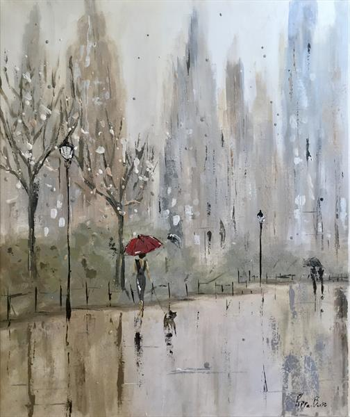 City park  by Pippa Buist