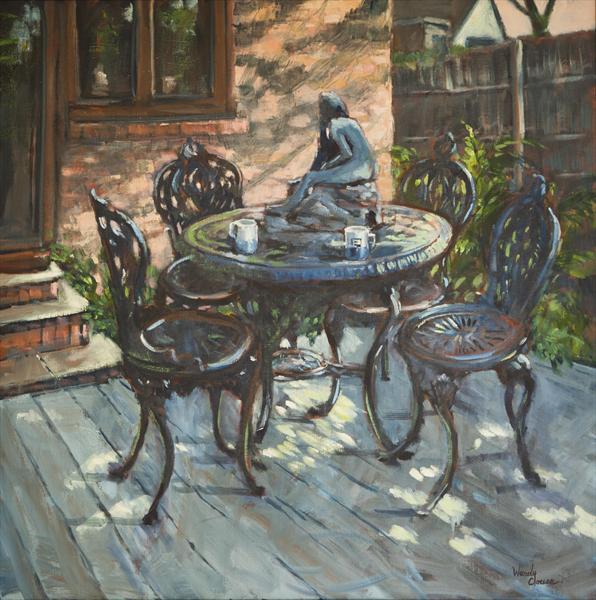Lazy Afternoon by Wendy Clouse   / Balkwill