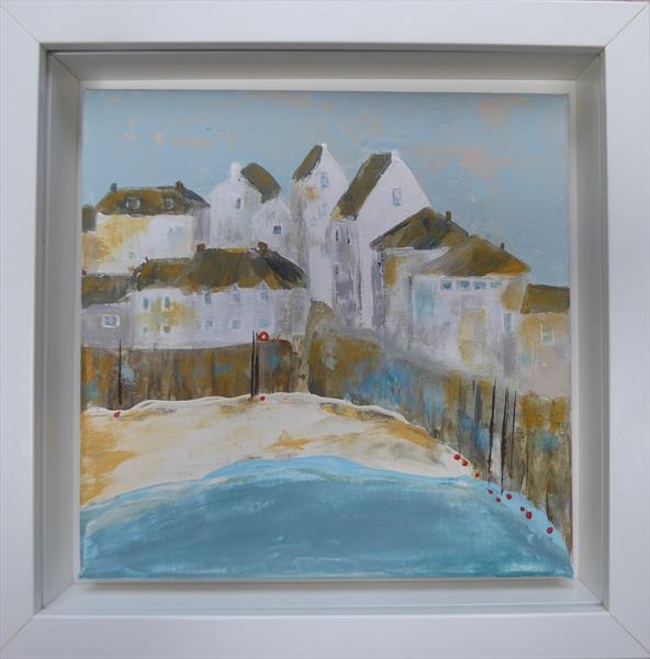 A Corner of St Ives by Elaine Allender