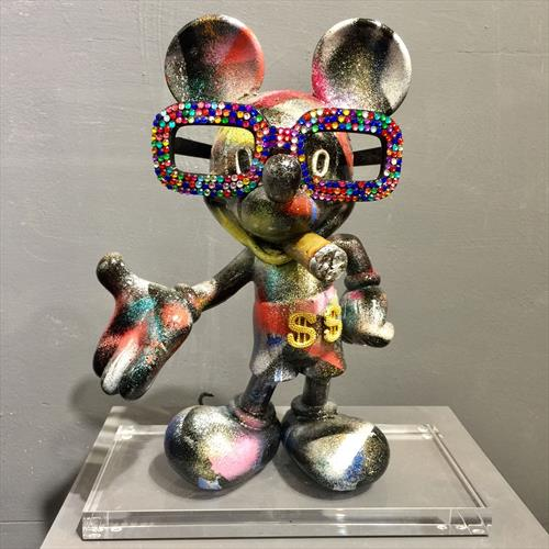 I'm the boss, Mickey Mouse by Patrick Cornee