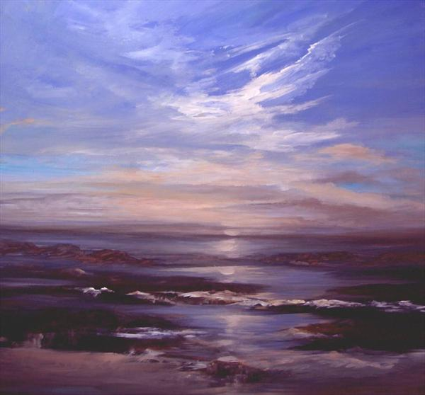 Highland Sky by Wendy Puerto
