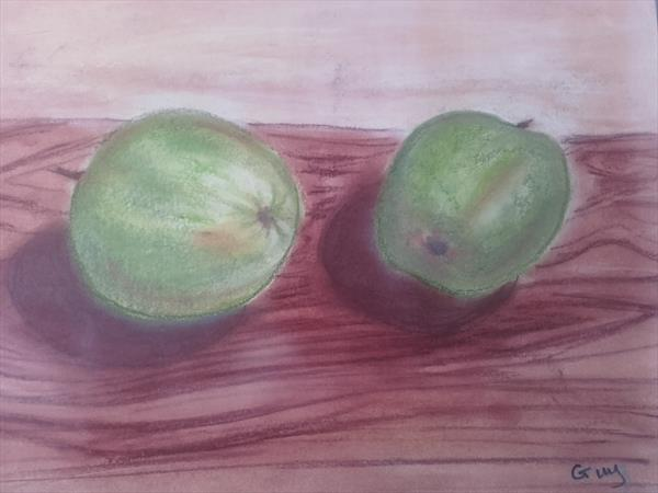 Apples!  by John Dallimore
