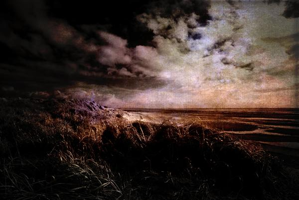Storm Clouds by Linda Hoey