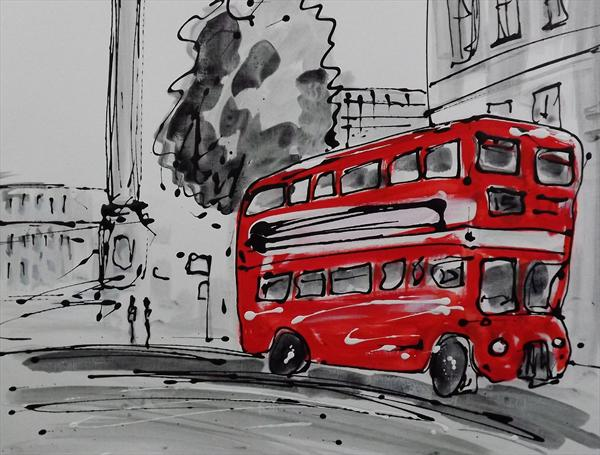 Bus On the Strand