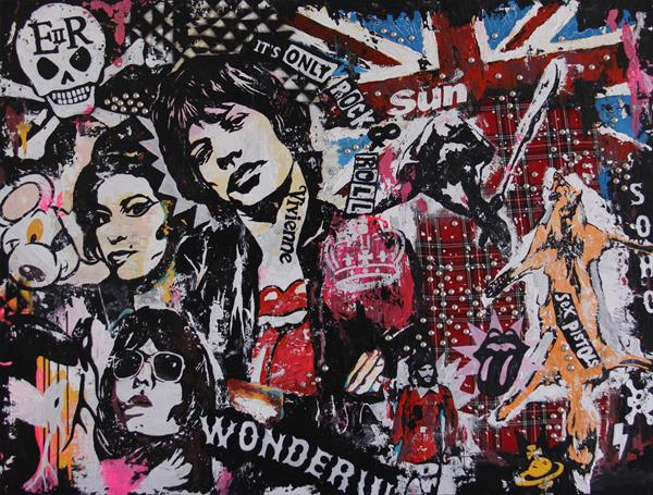 It's Only Rock & Roll by James Shannon