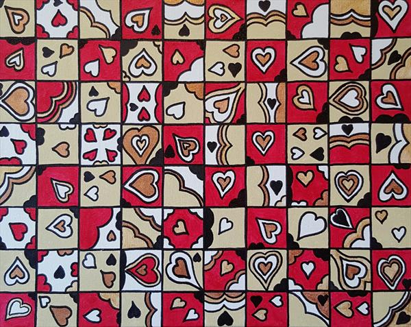 Hearts 2 by Lee Proctor